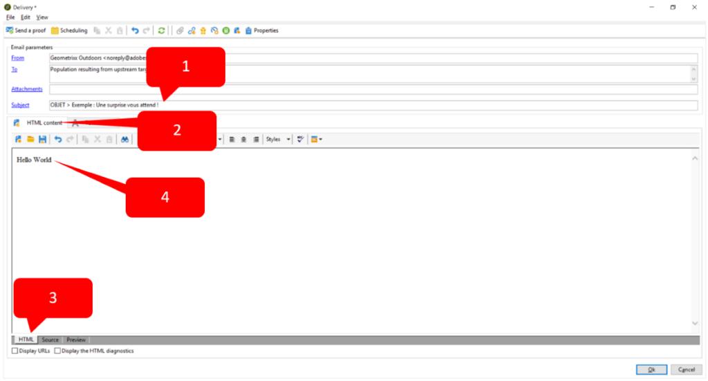 3 - Bien utiliser les fonctionnalités d'Adobe Campaign - Perfectionnement 2