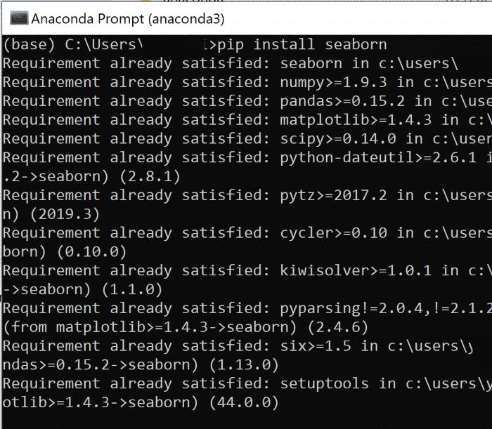 Code for Python terminal
